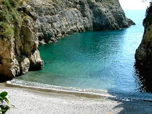 Lido di Sorrento marina mare spiagge