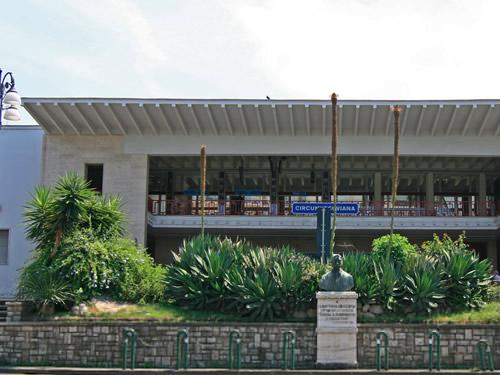 stazione treni Sorrento