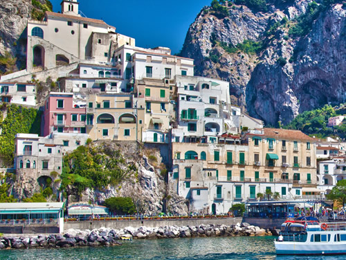 Amalfi e riviera amalfitana